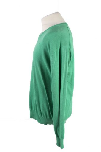 Vintage Gant Pullover Jumper XL Green -IL1847-118491