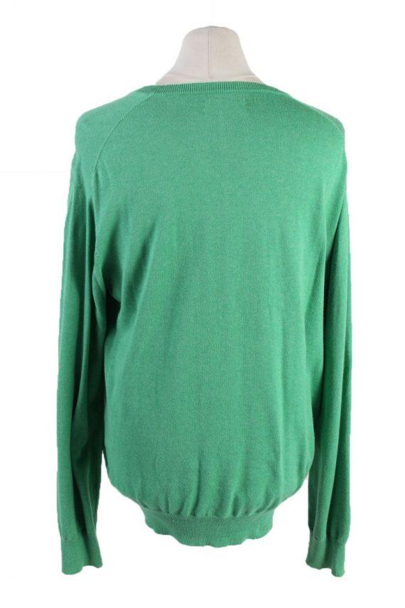 Vintage Gant Pullover Jumper XL Green -IL1847-118492