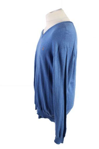 Vintage Gant Pullover Jumper XL Blue -IL1848-118487