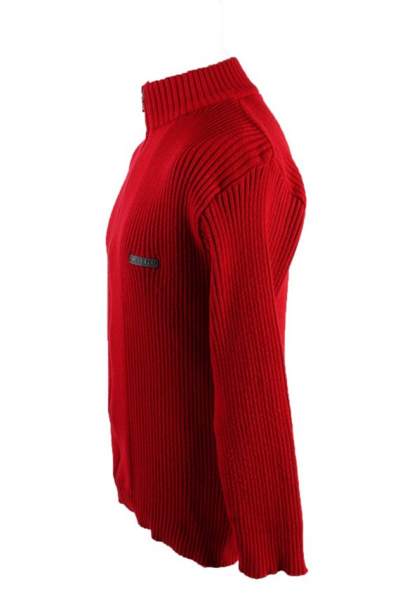 Vintage Armani Pullover Jumper Red -IL1857-118447
