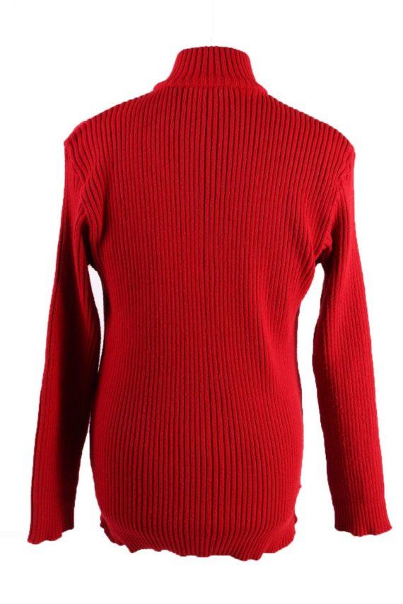 Vintage Armani Pullover Jumper Red -IL1857-118448