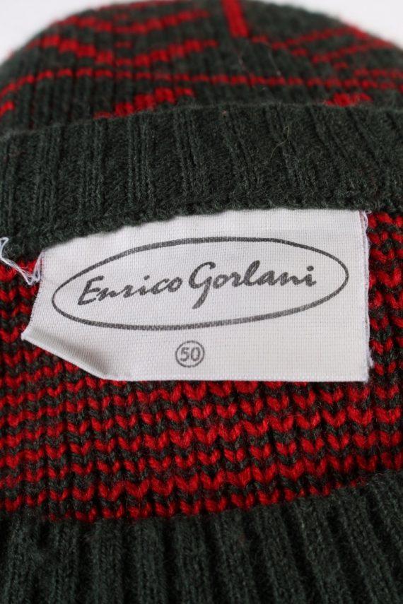 Vintage Enrico Gorlani Pullover Jumper 50 Multi -IL1862-118433