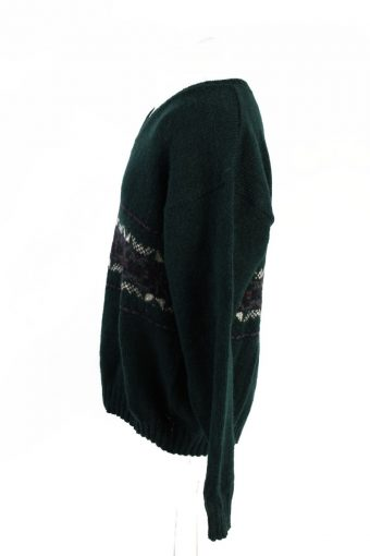 Vintage Eddie Bauer Pullover Jumper XL Multi -IL1911-118829
