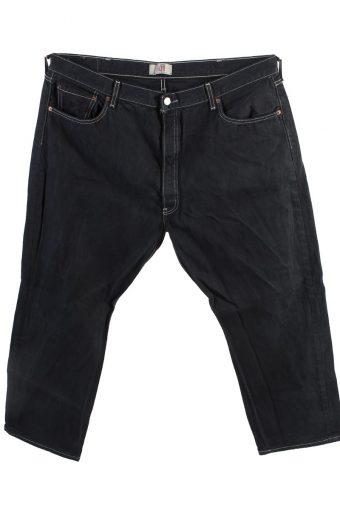 Levi's 501 Denim Jeans Big/Tall Straight Mens W40 L27
