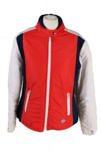 Vintage Zip Fasten Ski Snowboarding Jacket 46