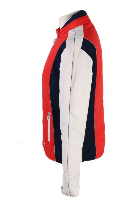 Vintage Zip Fasten Ski Snowboarding Jacket 46 Multi -C1683-120861