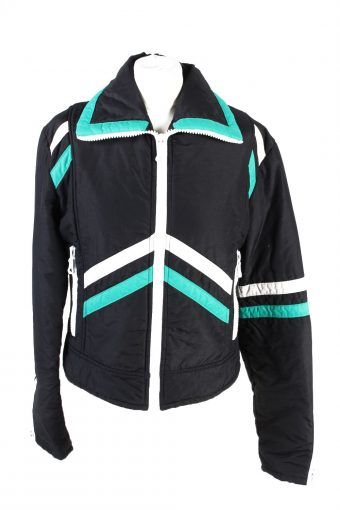 Vintage Zip Fasten Ski Snowboarding Jacket 50