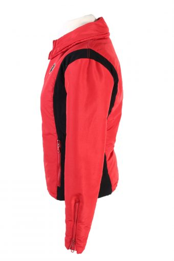 Vintage Super Seven Zip Fasten Ski Snowboarding Jacket M Multi -C1699-120919