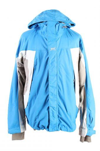 Vintage Helly Hansen Zip Fasten Ski Snowboarding Jacket L Multi