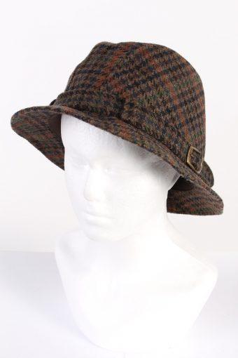 Vintage Chisnall Fashion Trilby Hat