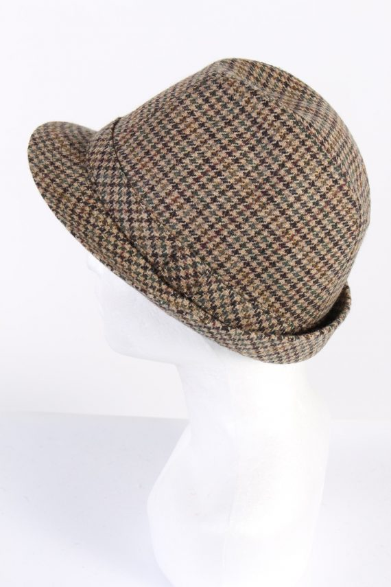 Vintage M. Bayer 1980s Fashion Trilby Hat Multi HAT660-120241