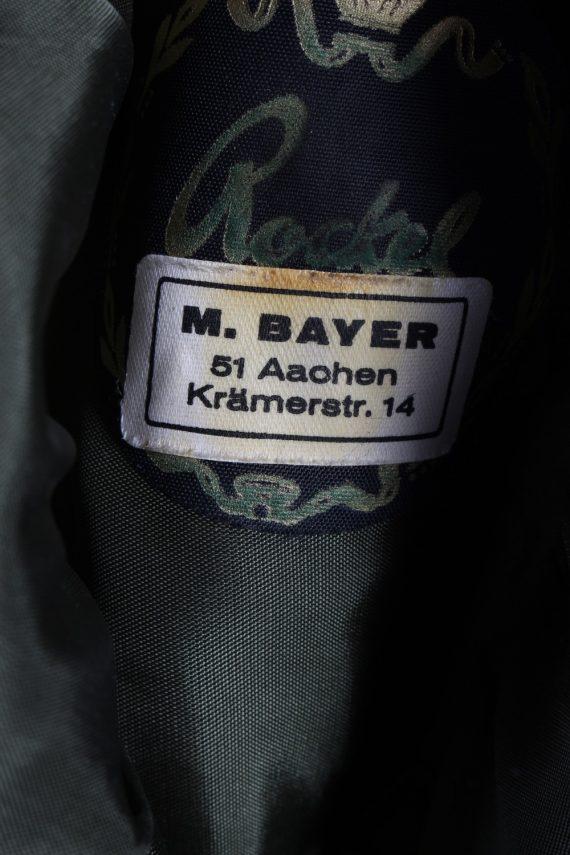 Vintage M. Bayer 1980s Fashion Trilby Hat Multi HAT660-120243