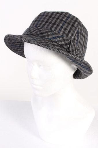 Vintage Henry Stanley Fashion Trilby Hat