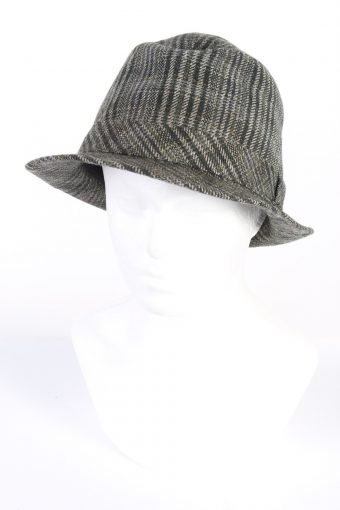 Vintage Henry Morell Fashion Trilby Hat