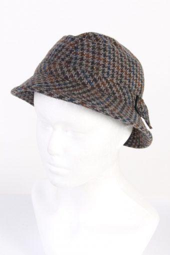 Vintage Drosten Fashion Winter Hat