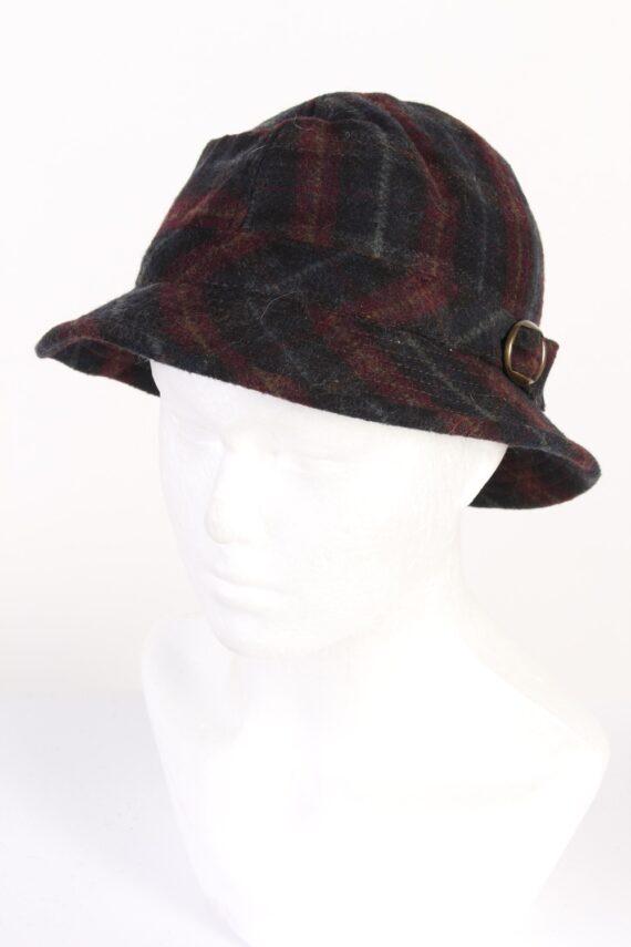Vintage Mayser 1990s Fashion Winter Hat Multi HAT828-0