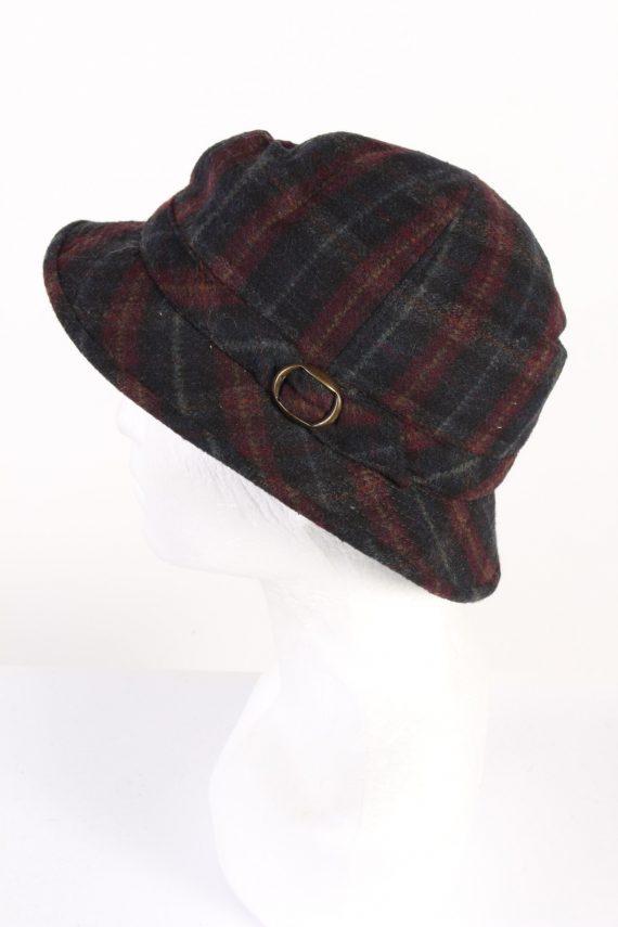 Vintage Mayser 1990s Fashion Winter Hat Multi HAT828-120801