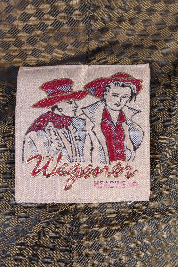 Vintage Wegener 1990s Fashion Lined Winter Hat Multi HAT931-121725