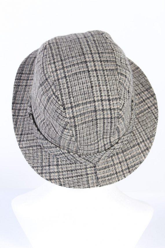 Vintage 1990s Fashion Lined Winter Hat Multi HAT941-121687