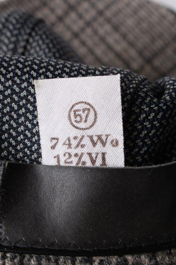 Vintage 1990s Fashion Lined Winter Hat Multi HAT941-121686