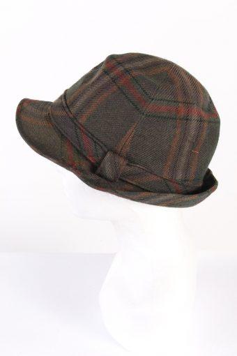 Vintage Henry Stanley 1980s Fashion Trilby Hat Multi HAT943-121678