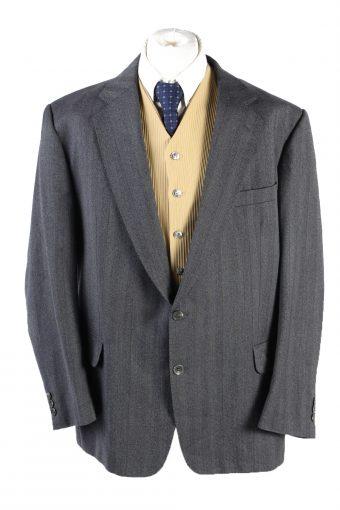 Burberrys's Classic Blazer Jacket Grey XXL
