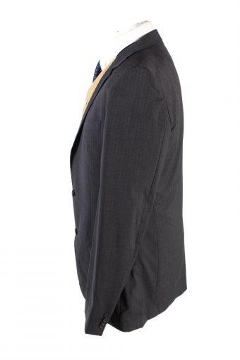 "Vintage Hugo Boss Classic Blazer Jacket Chest 40"" Black HT2672-121542"