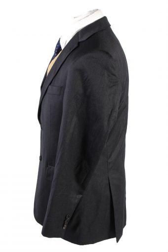 "Vintage Hugo Boss Classic Blazer Jacket Chest 42"" Black HT2674-121550"