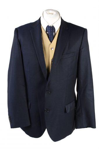 Hugo Boss Classic Blazer Jacket Navy Blue L