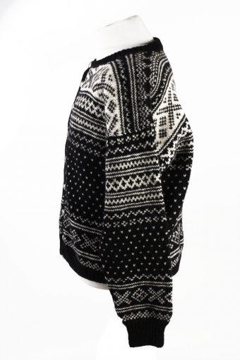 Vintage Schmidt Christmas Icelandic Cardigan Multi -IL2030-119871