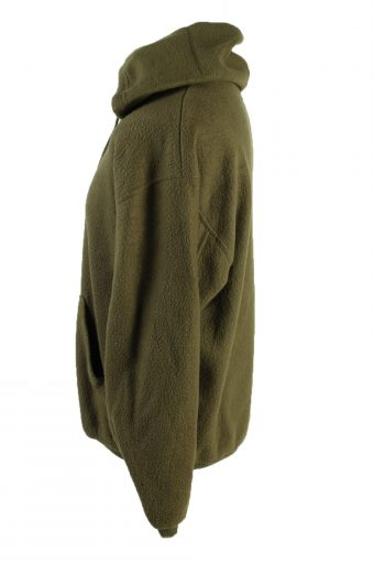 Vintage RNZ California Fleece Sweatshirt M Khaki -SW2409-119456