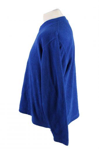 Vintage Old Navy Fleece Sweatshirt S Blue -SW2414-119386