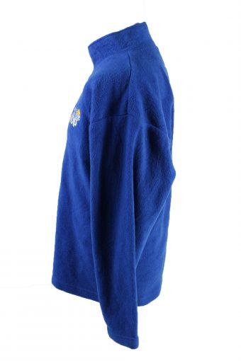 Vintage High Sierra Fleece Sweatshirt 1 Blue -SW2417-119371