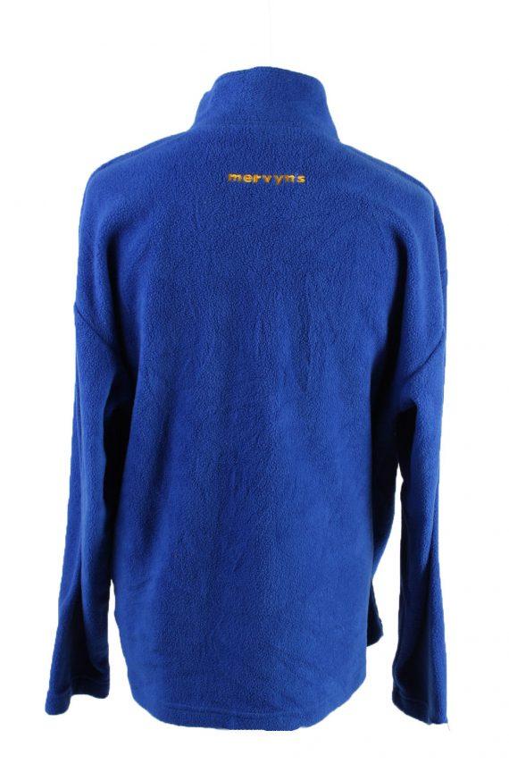 Vintage High Sierra Fleece Sweatshirt 1 Blue -SW2417-119372