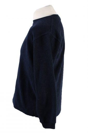 Vintage High Sierra Fleece Sweatshirt XL Black -SW2418-119448