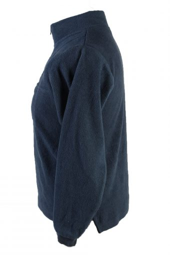 Vintage Spor Rax Fleece Sweatshirt L Turquoise -SW2421-119409