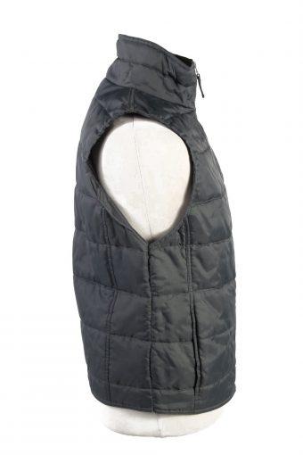 Vintage Fila Puffer Gilet Waistcoat S Smoke -C1834-123666