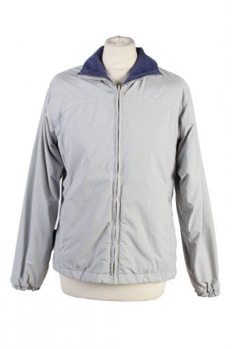 Vintage Columbia Windbreaker Womens Jacket Coat S Beige