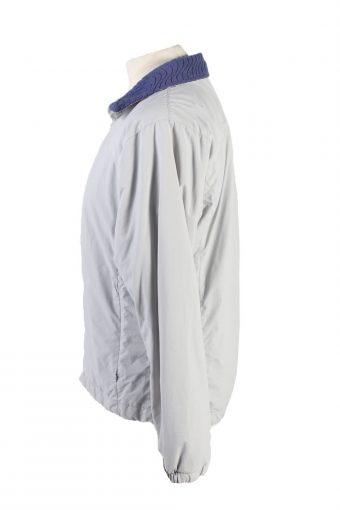 Vintage Columbia Windbreaker Womens Jacket Coat S Beige -C1845-123716