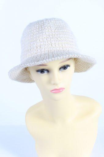Vintage Creation Classique Avenue Fashion Womens Winter Knit Trilby Hat