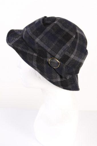 Vintage Caps&Hats 1990s Fashion Lined Winter Hat Multi HAT961-122068