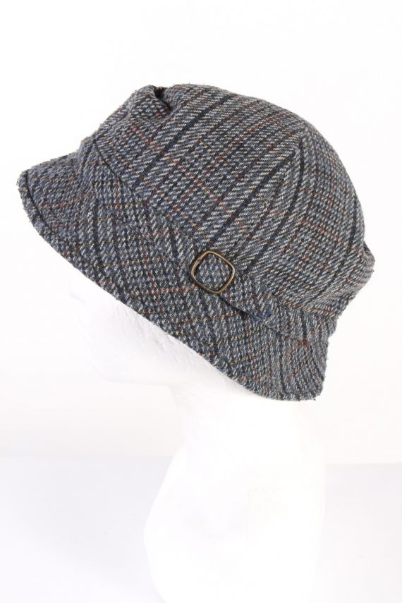 Vintage 1990s Fashion Lined Winter Hat Multi HAT971-122029
