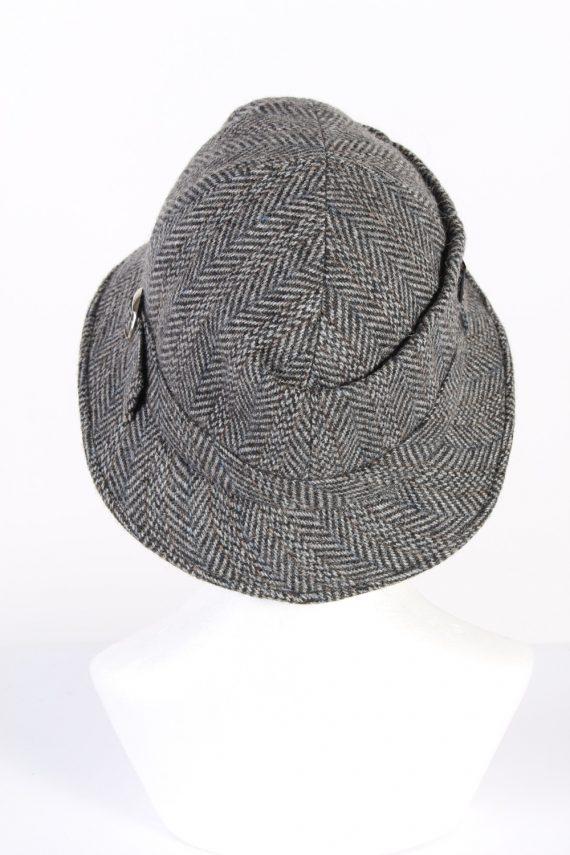 Vintage Mayser Milz 1980s Fashion Lined Winter Hat Multi HAT981-122104