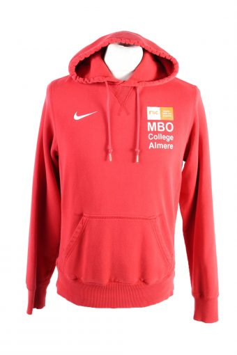 Nike Track Top Hoodie 90s Retro Red S