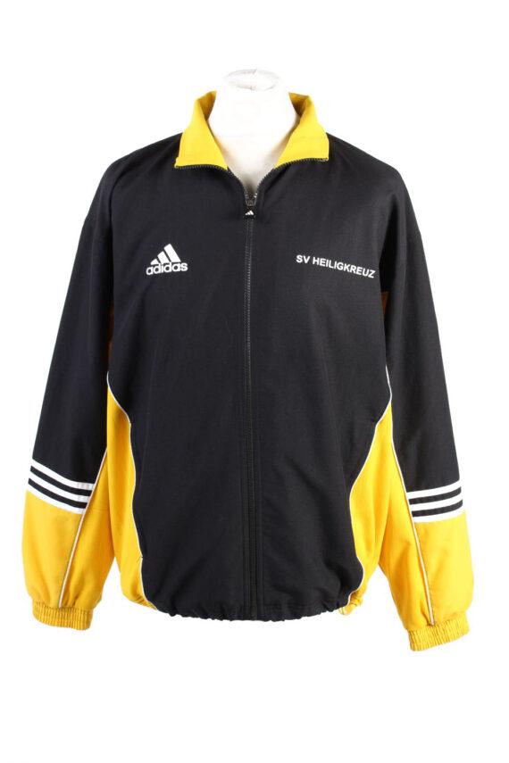 Vintage Adidas Mens Full Zip Tracksuit Top 40/42 Multi -SW2458-0