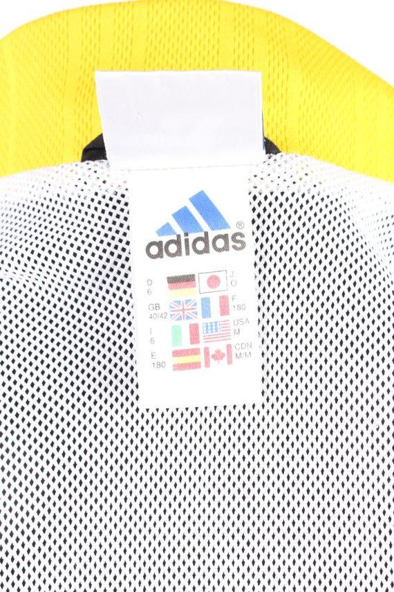 Vintage Adidas Mens Full Zip Tracksuit Top 40/42 Multi -SW2458-124057