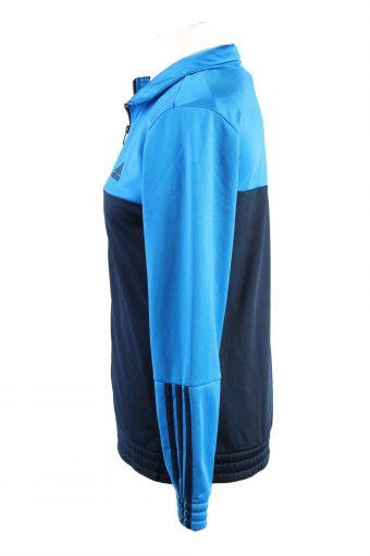 Vintage Adidas Womens Full Zip Tracksuit Top 13/14 Multi -SW2474-124119