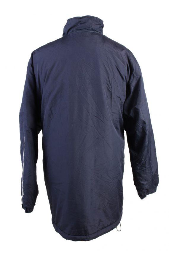 Vintage Umbro Lined Mens Puffer Jacket Coat XL Navy -C1905-125737