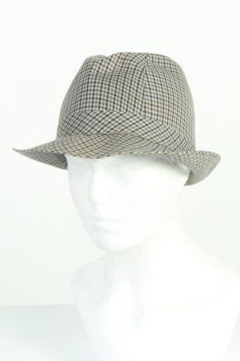 Vintage Best Quality Fashion Mens Trilby Hat