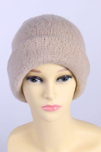 Vintage Fashion Womens Knit Beanie Hat